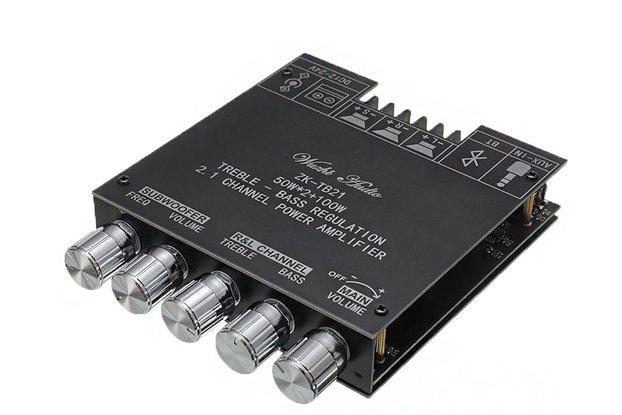 ZK-TB21 TPA3116D2 bluetooth 5.0 Subwoofer Amplifie
