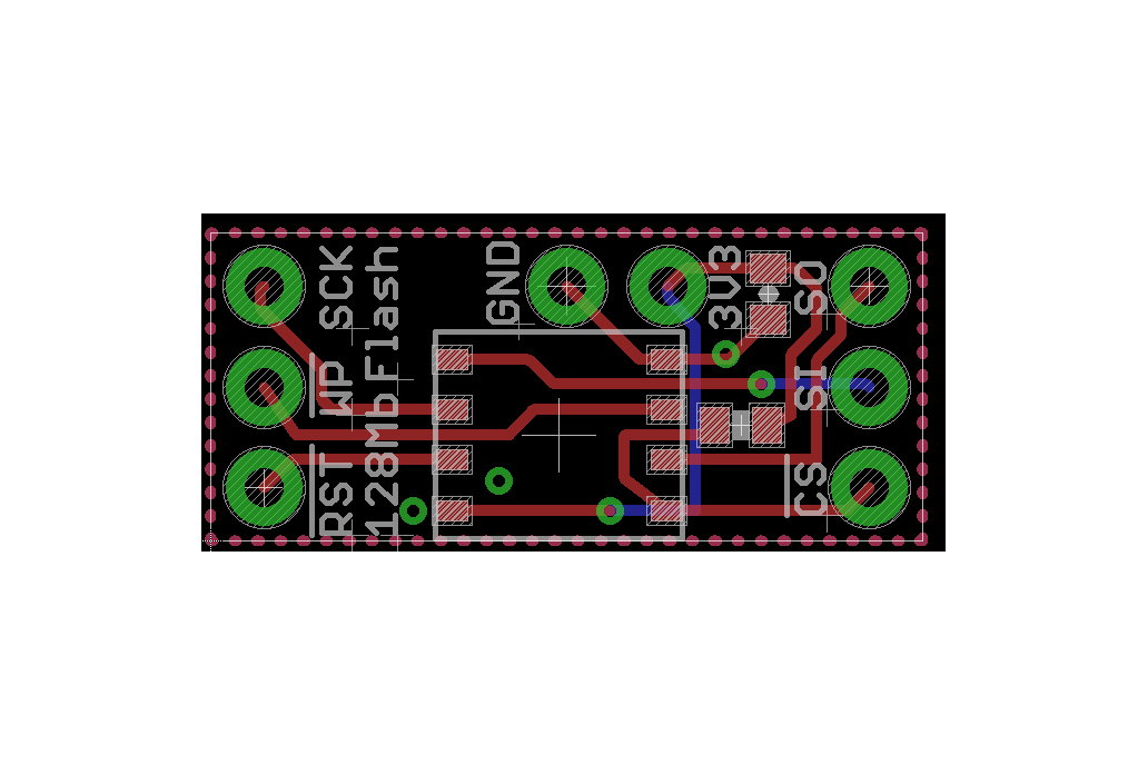 SPI Flash Memory Add-ons for Teensy 3 X