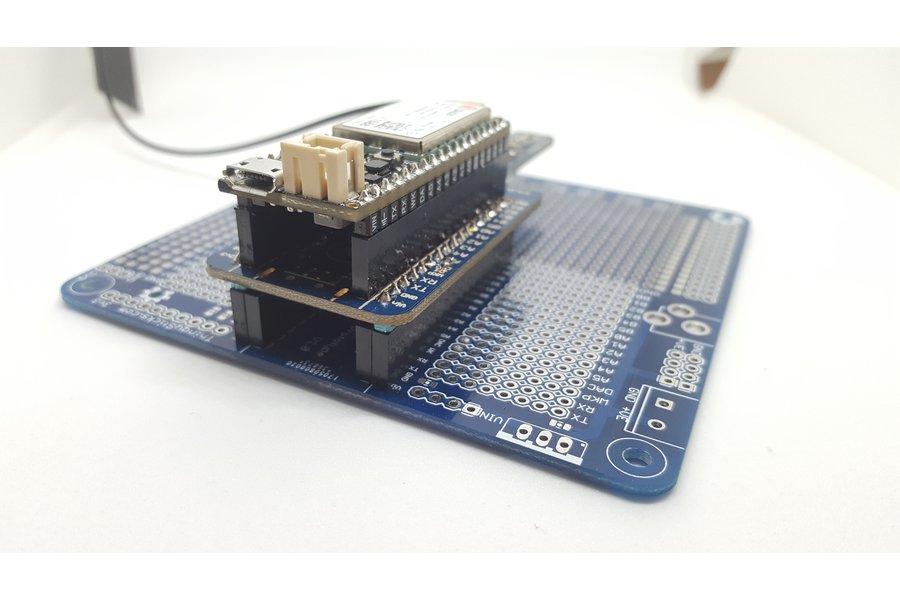 Air Quality Sensor (BME280/CCS811) ThingyStick