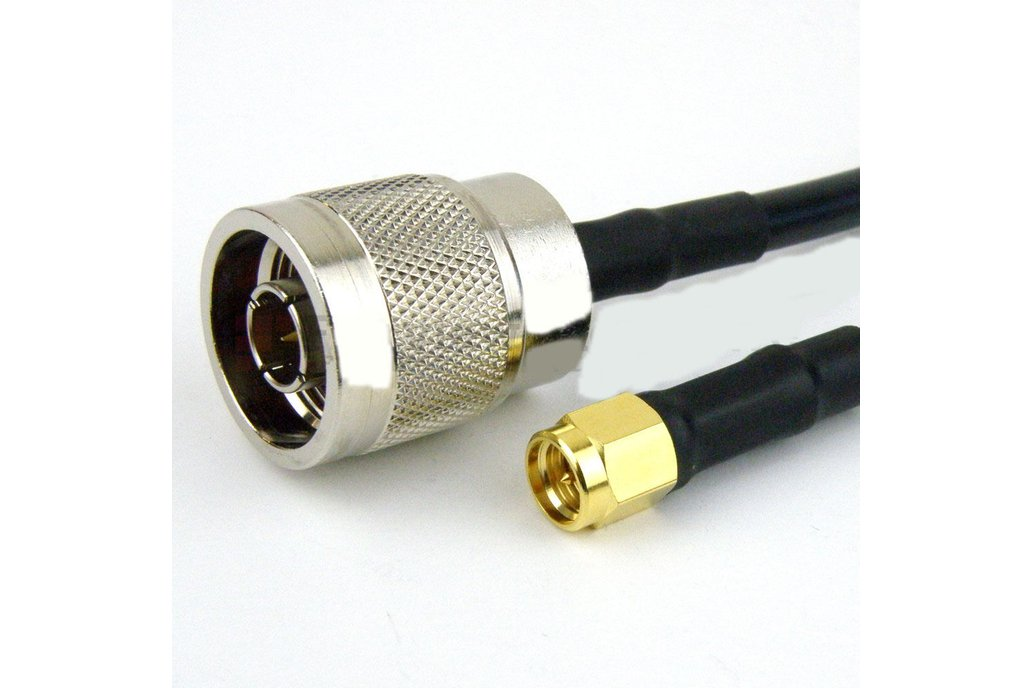 N Male to SMA Male RF low loss Cable Assembly 1