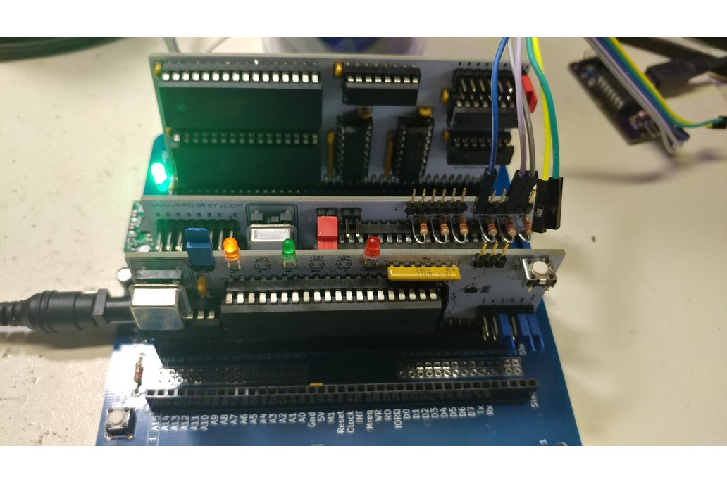 RC2014 compatible boards 8