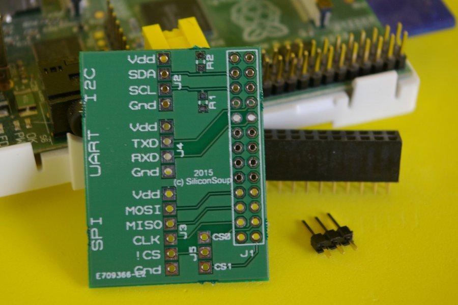 Multi-Serial Interface.