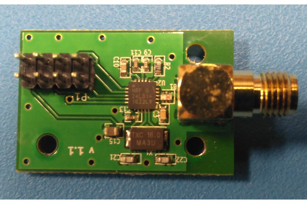 nRF24L01+ Rasberry Pi boards (3pcs) 1