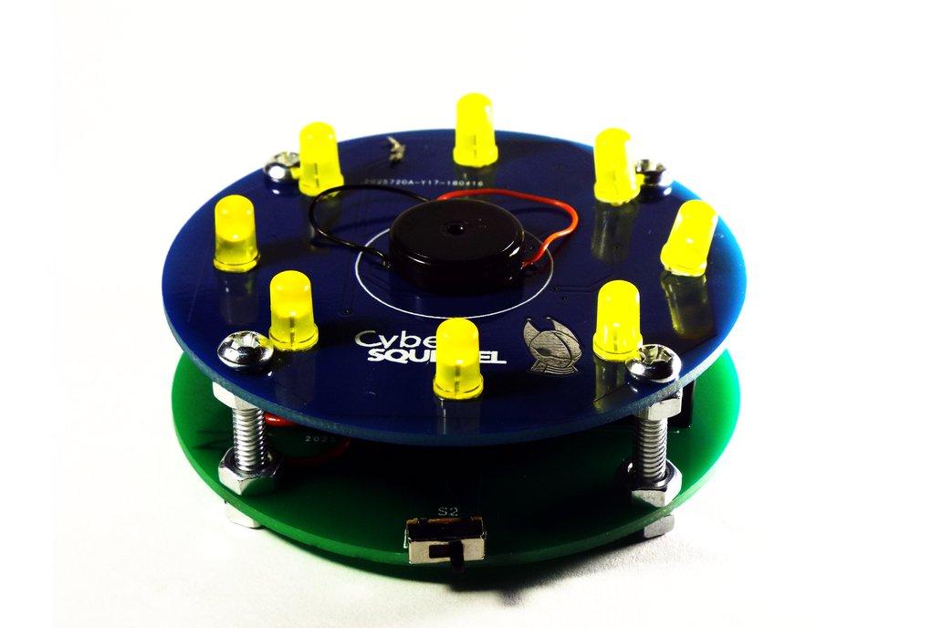 Electronic Cake Kit 1