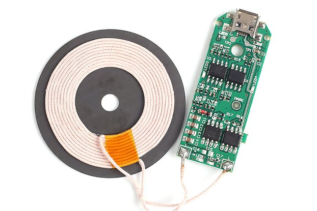 DC 5V 5W Wireless Charger Module_GY19639