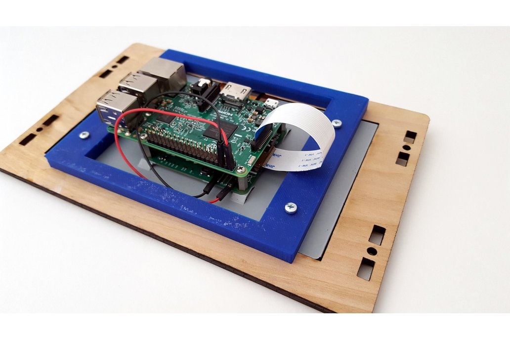 Raspberry Pi Display Project Cabinet 3