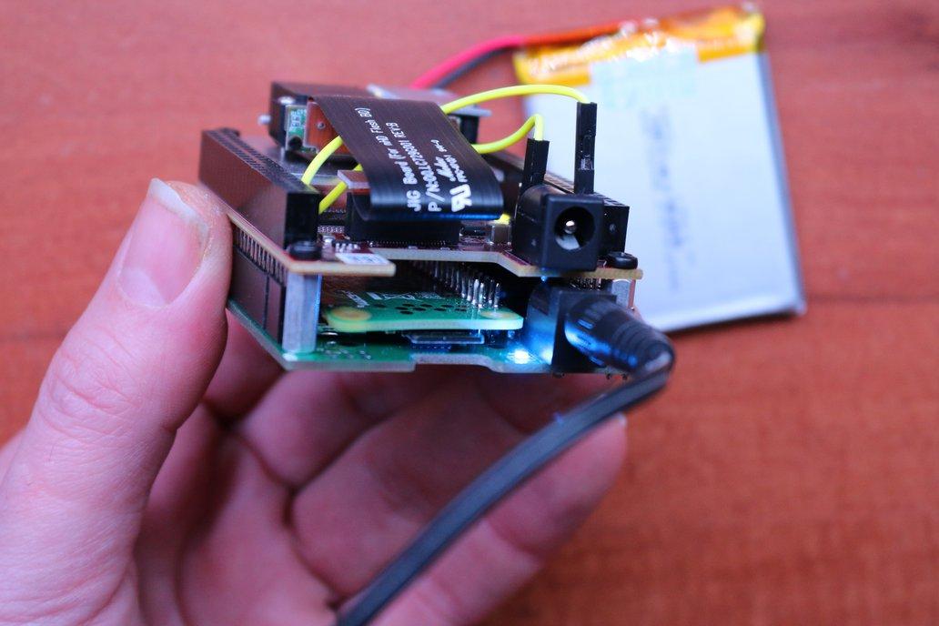 Pi Projector Rev 2.x series 7