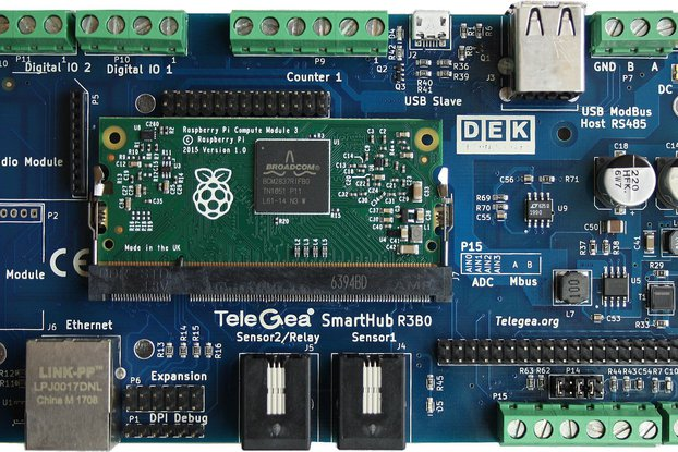 Telegea Smart Hub IoT gateway