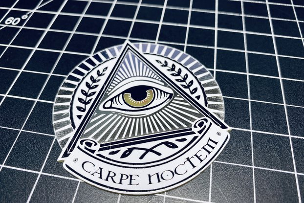 Illuminati All Seeing Eye (Seize the Night)
