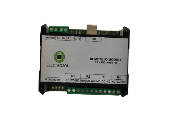 4 Channel DO Remote IO Module (RS485 / USB)