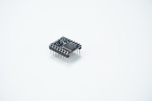 10bit/50Msps high-speed ADC module