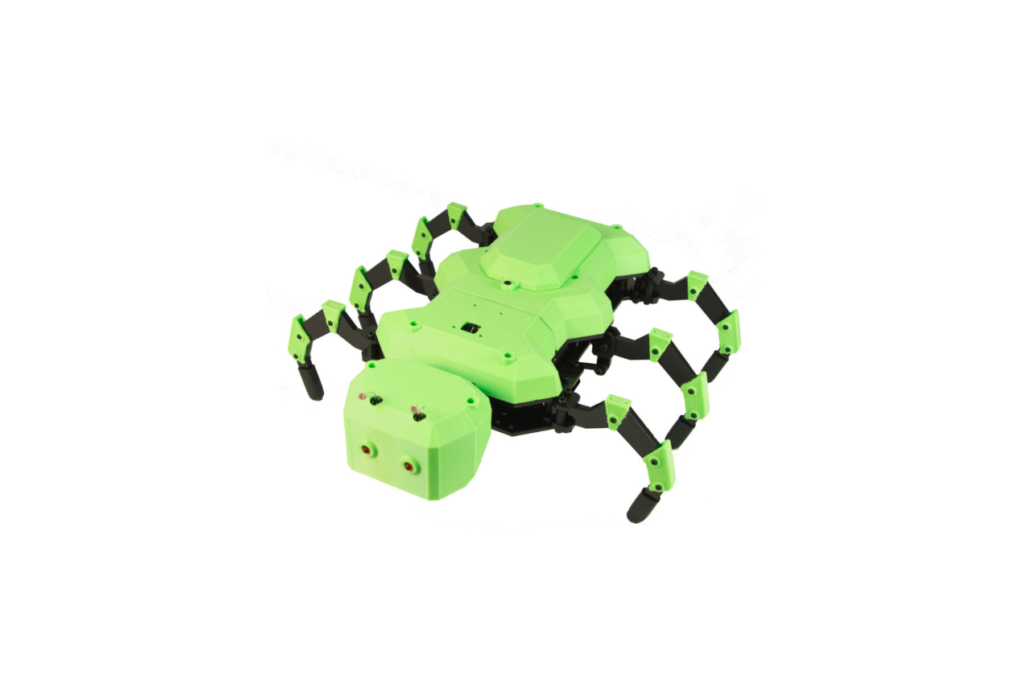 3D Printed Ant Shell for RobotGeek Antsy Hexapod 1