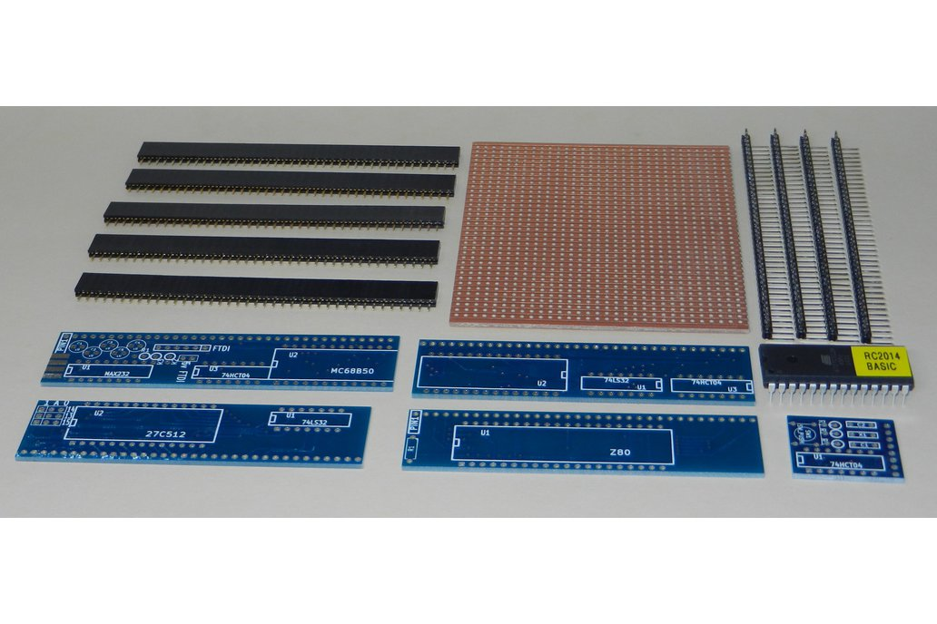 RC2014 Classic - Homebrew Z80 Computer Kit 4
