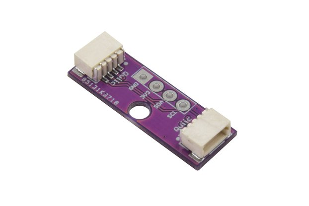 Zio Qwiic Adapter (Qwiic to 4-Pin Header)