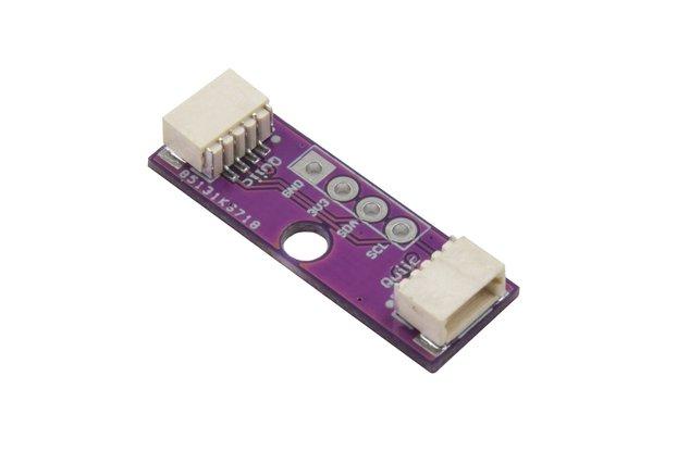 Zio Qwiic Adapter (Qwiic to 4-Pin Header)