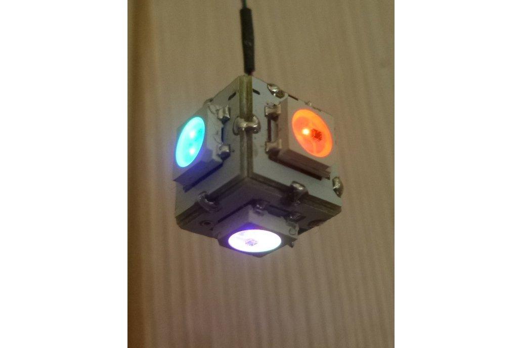 RGB microcube - 9mm side 1