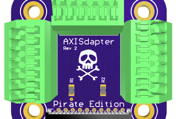 Axisdapter for PS3 controller