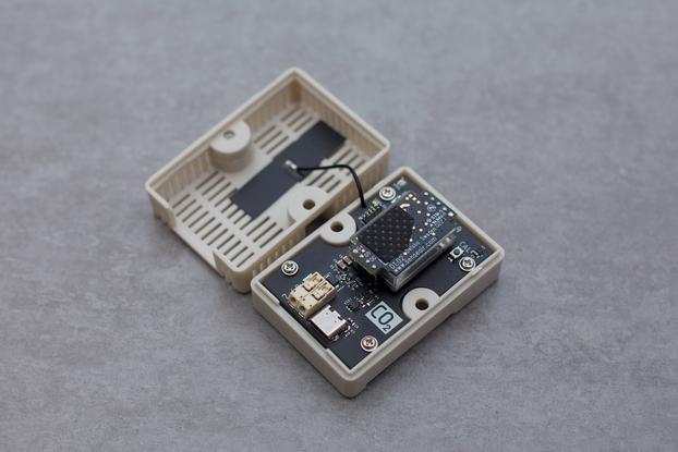 Zigbee CO2 Sensor