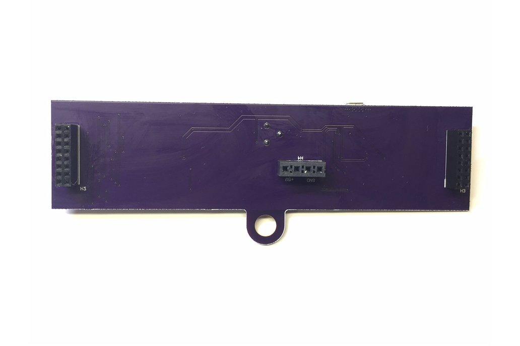 64x32 RGB Led Matrix ESP8266 Driver Board 4