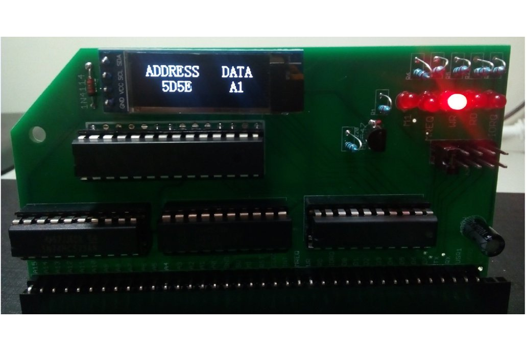 Z80 Bus Monitor Board - Designed for RC2014 1