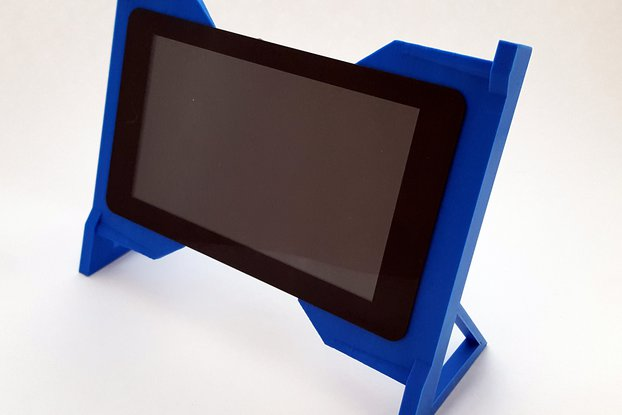 Raspberry Pi Touch Display stand
