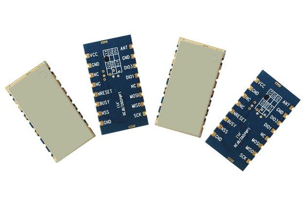LoRa1262F30 1.5W SX1262 868MHz/915MHz RF Module