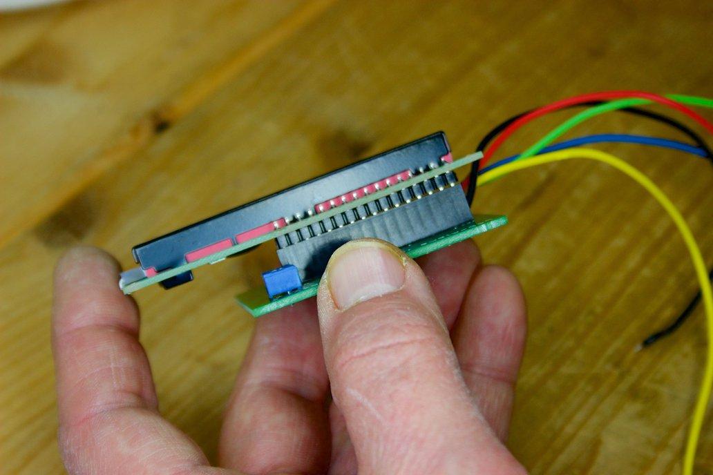 LCD Alpha Arduino Kit 6
