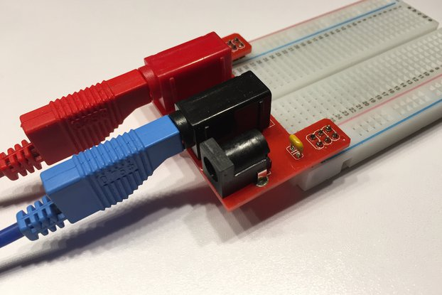 Breadboard Power Adapter Kit