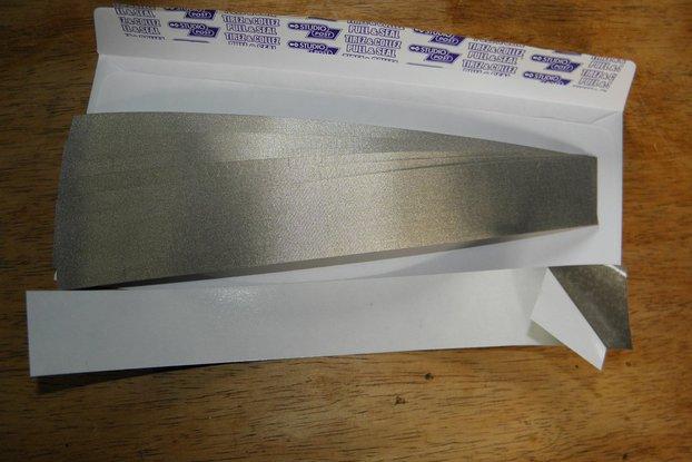 Self Adhesive EMI/RF Woven Shielding Strips