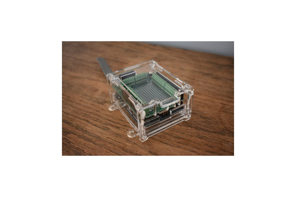 Connect and Contain Kit - Arduino Uno 3