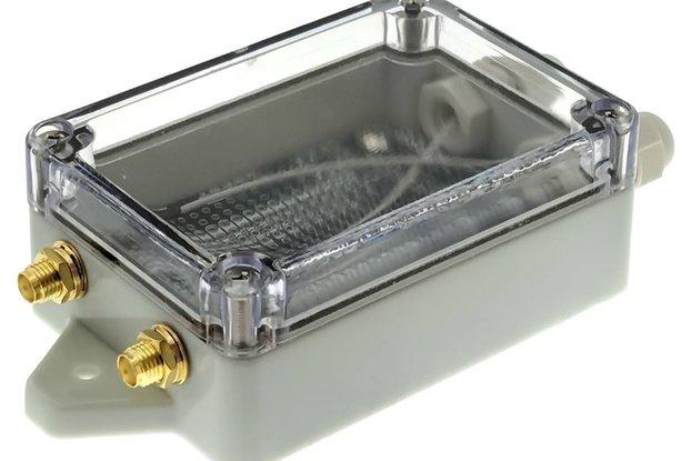 qBoxMini DIY IOT Enclosure Plus Kit (Two SMAs)