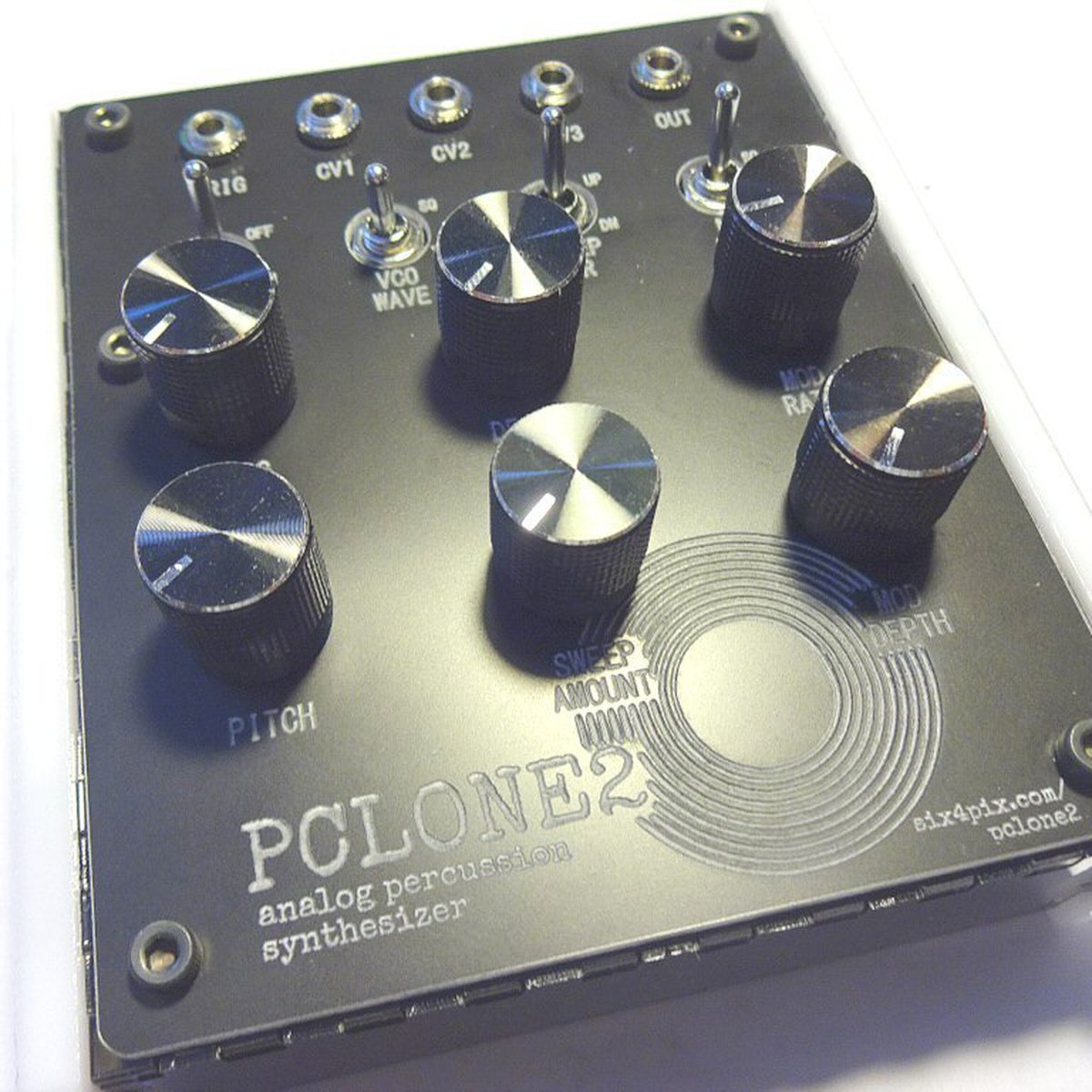PC-2 Clone - Analog Percussion Synthesizer Kit from Sixty Four