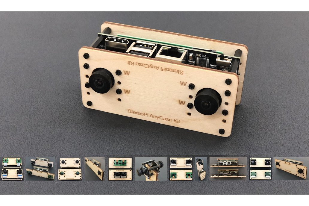 StereoPi AnyCase Kit 1