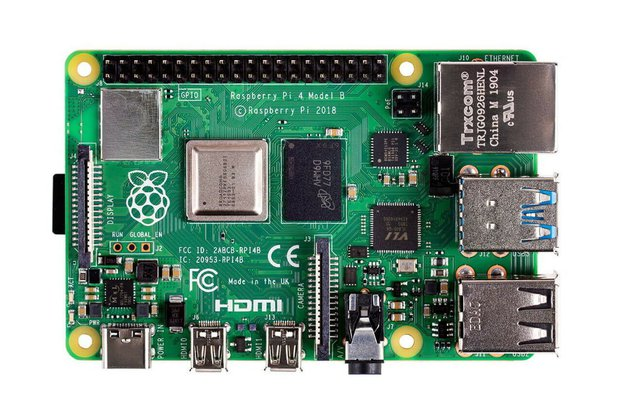 Raspberry Pi 4 Model B 2~8GB RAM [Free Shipping]
