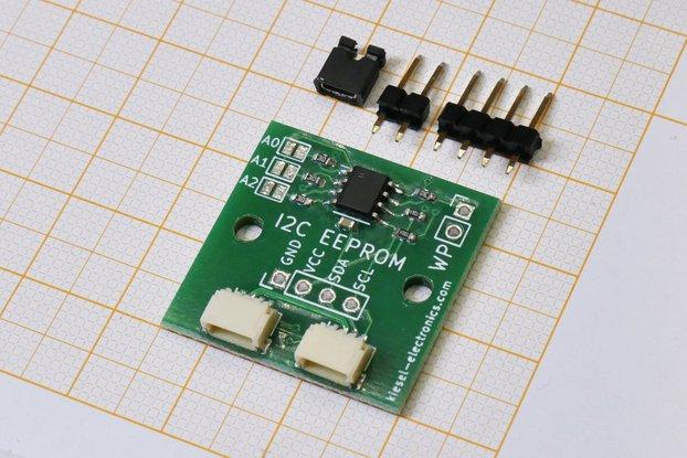 EEPROM 256 kbit, Qwiic / STEMMA QT compatible