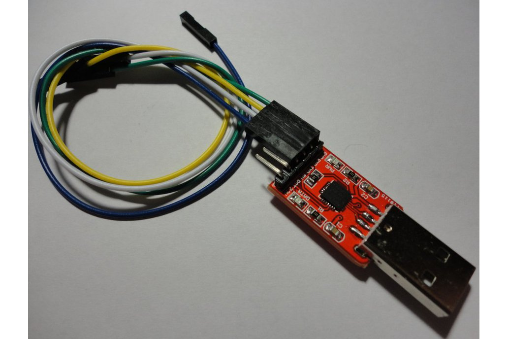 USB-TTL Programmer 1