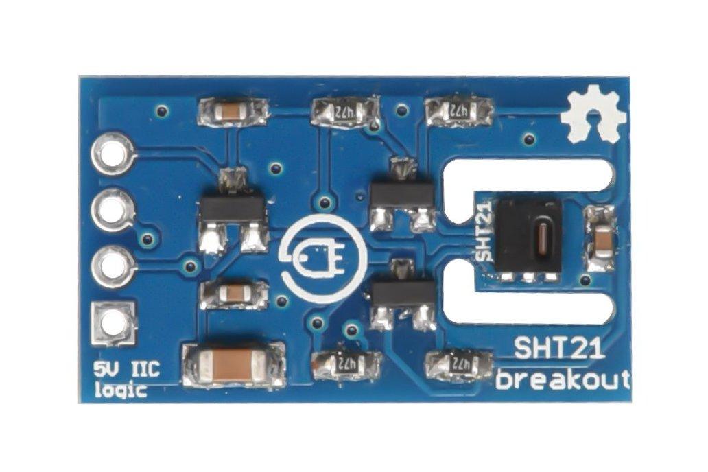 SHT20, Industrial Temperature & Humidity sensor 1