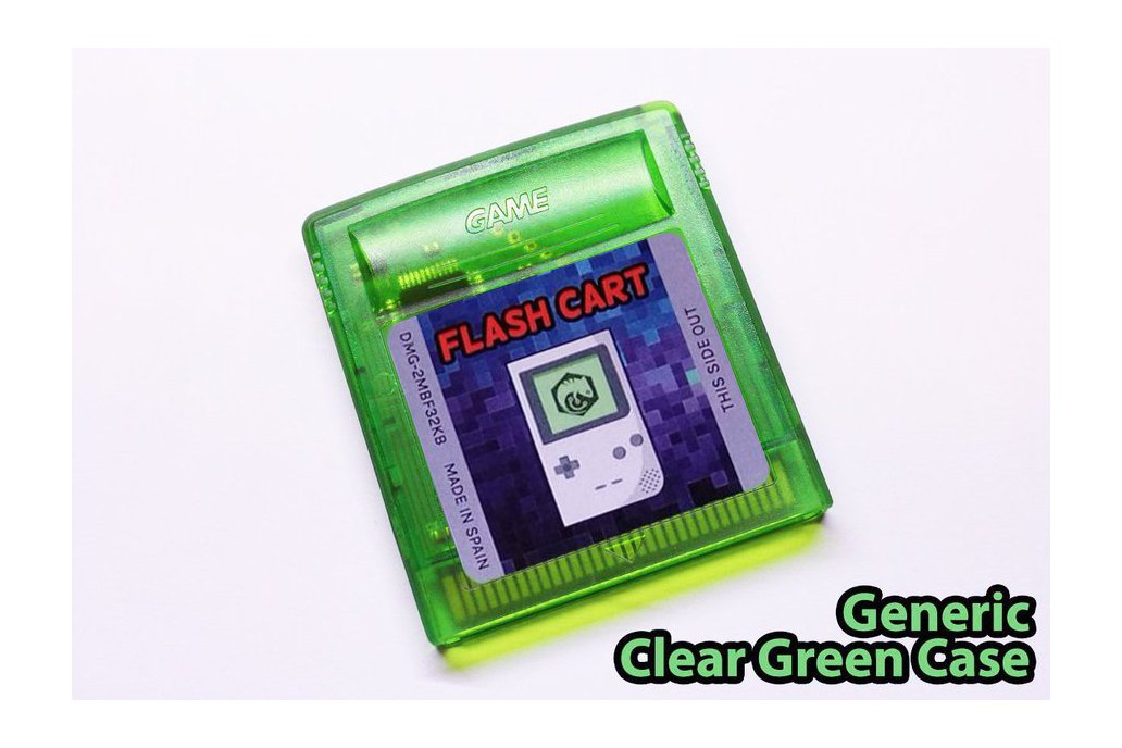 Flash Cartridge ( 2MB / 4MB ) for GameBoy 1