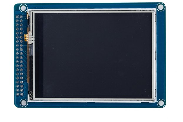 "3.2"" TFT Touch LCD"