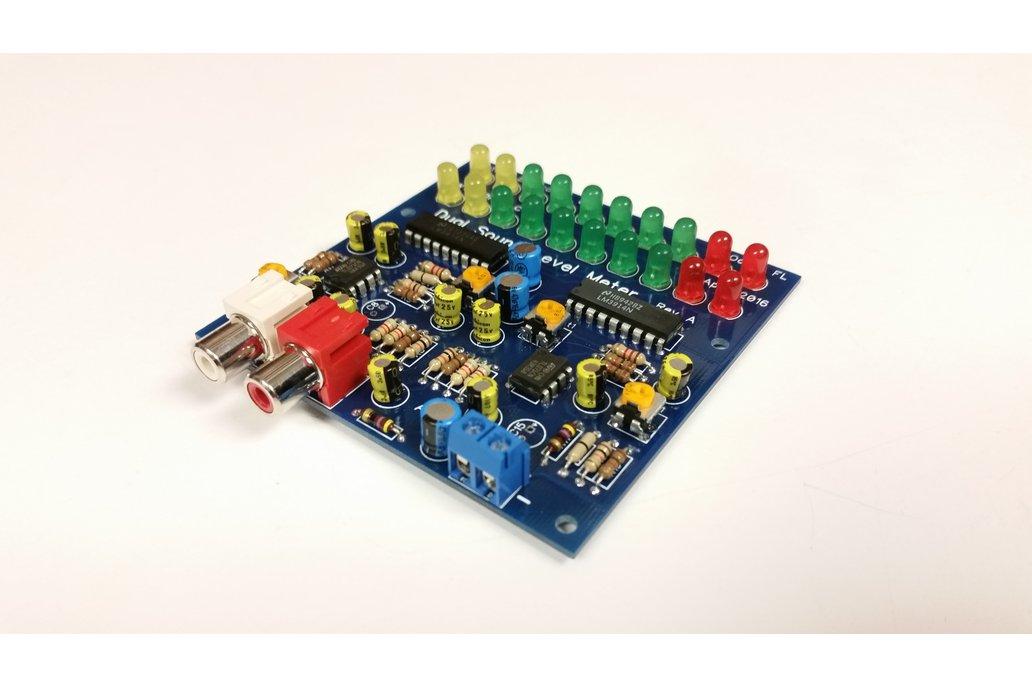 Sound Level Meter Kit - 2-Channel 2