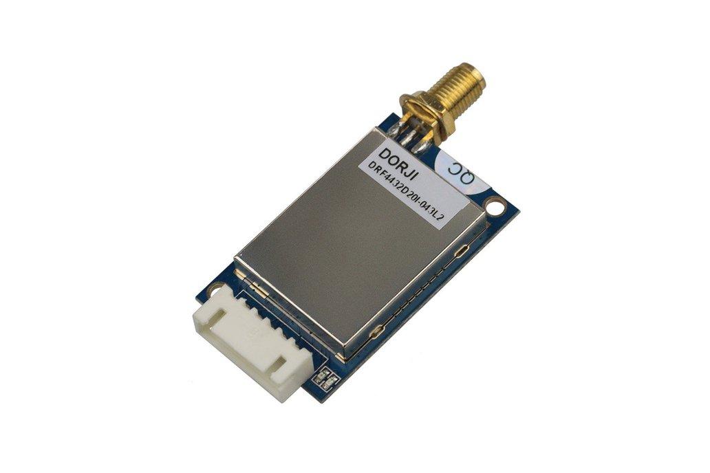 433MHz wireless RS485 interface data radio modem 1