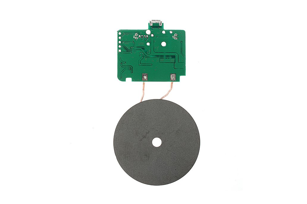 Wireless Coil Charger Circuit Board For Cell Phone 3