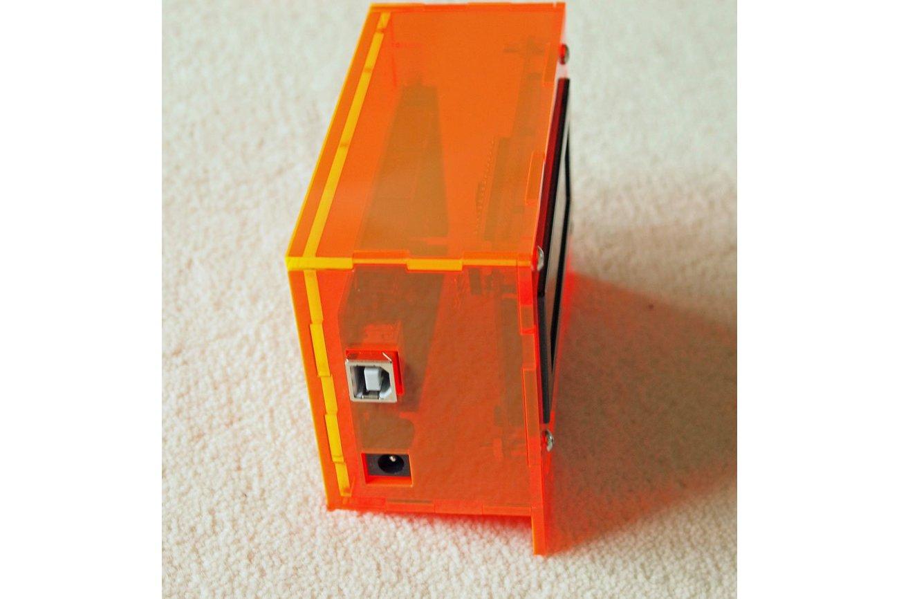 20x4 LCD case for Arduino Uno/Mega