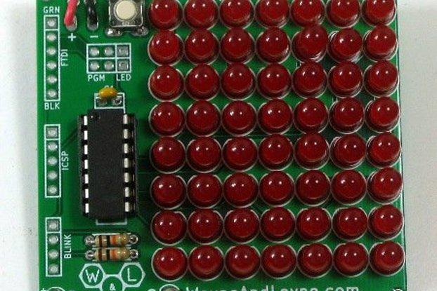 Blinky Grid
