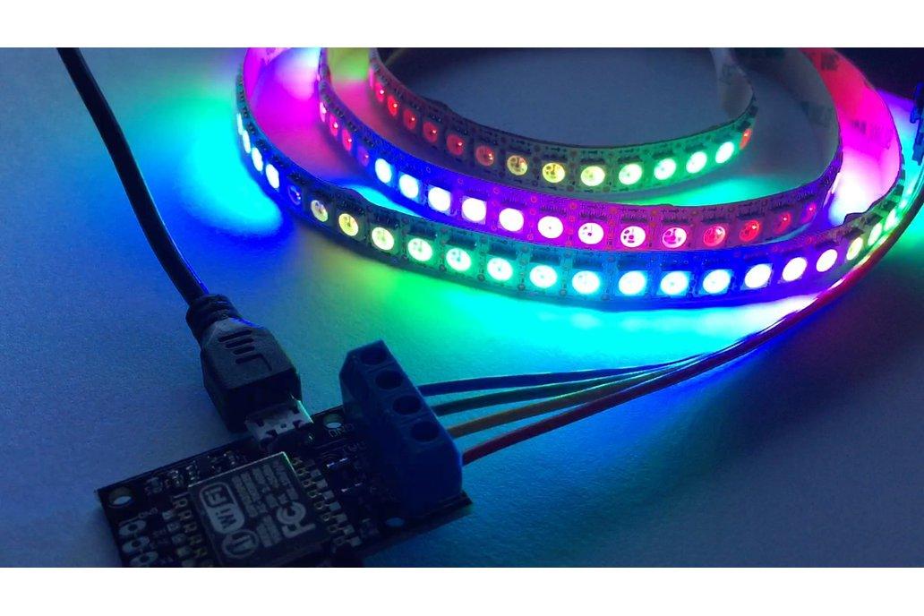ElectroMage Pixelblaze V2 - WiFi LED Controller 1