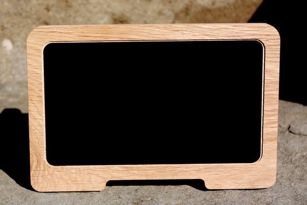 Raspberry Frame Oak 16
