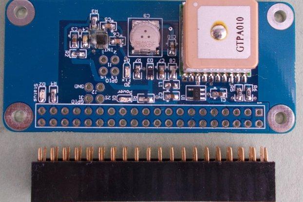 PA6B GPS module with MMA8652FC accelerometer