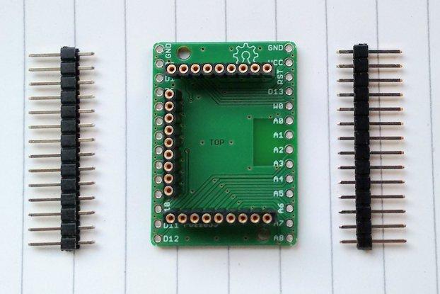Breakout-Board (passive) for the WinoBOARD [Kit]