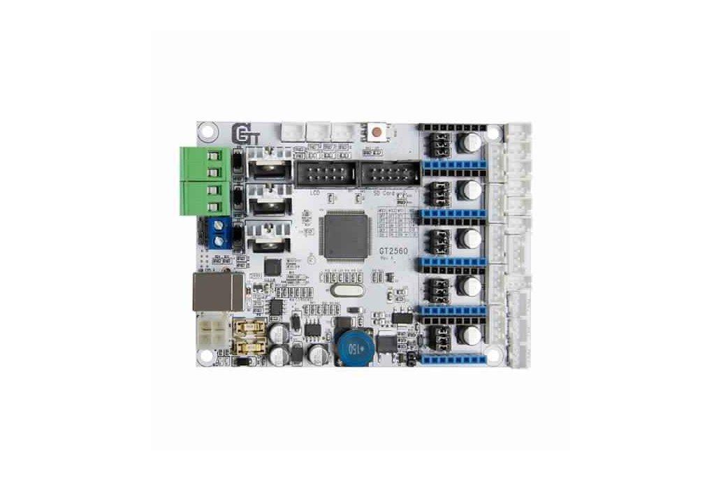 Geeetech® GT2560 3D Printer Controller Board  1
