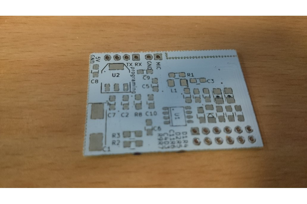 PCB for Ford cdemulator with bluetooth (FordACP) 3
